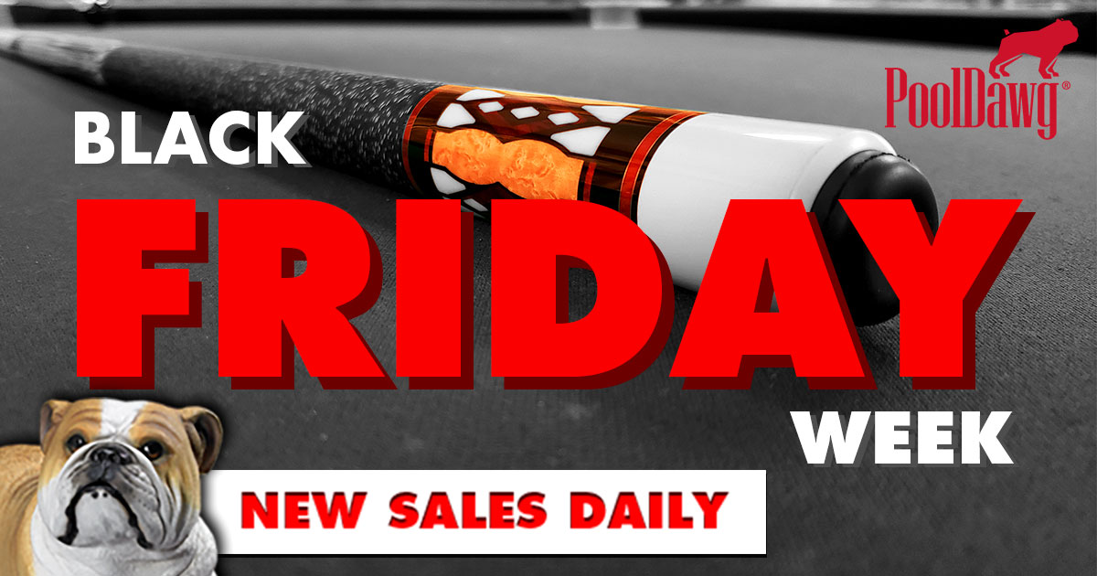 Black Friday Week Specials… New Deals Daily!