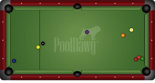 diagram 1: 9-ball scenario