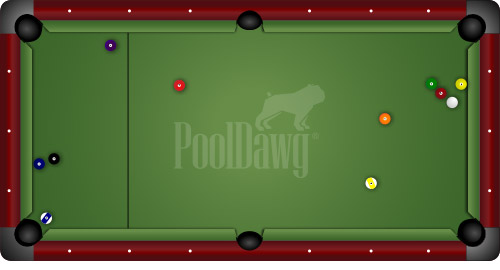 Diagram 3: 10-Ball Scenario