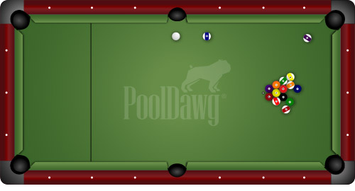 Diagram 5: Straight Pool Scenario