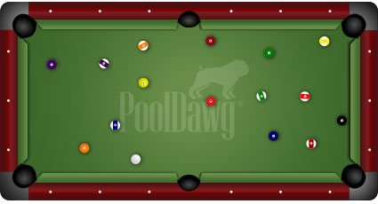 Size Does Matter Your Guide To Pool Tables Pool Cues And - Billiard pool table supplies