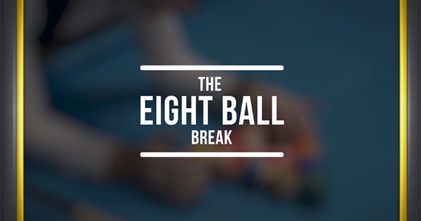 The Eight Ball Break Title Screen