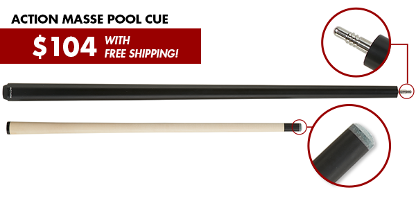 Action Masse Pool Cue