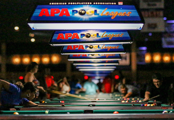 PoolDawg Sponsors the World's Largest Pool Tournament!