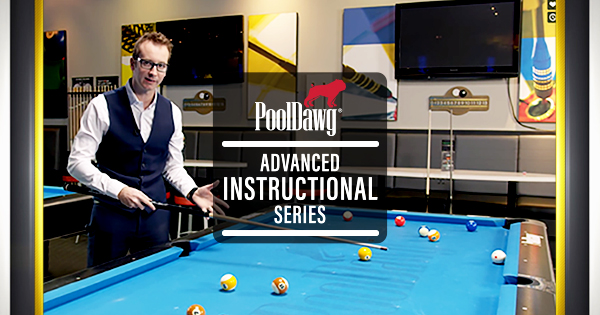 "PoolDawg's Advanced Instructional Series – Starring Florian ""Venom"" Kohler"