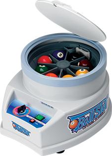 Ballstar Pool Ball Cleaner