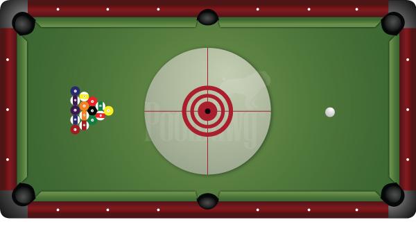 Cue Ball Contact