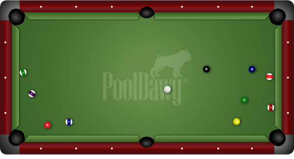 Creative Combo Pool Shots 1