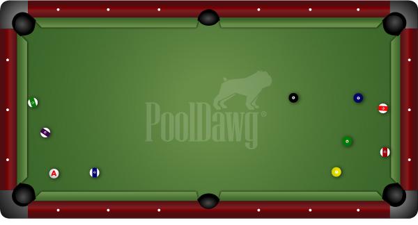 Creative Combo Pool Shots 3