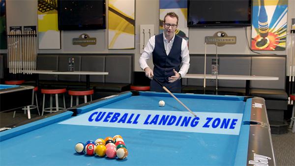 Cueball Landing Zone