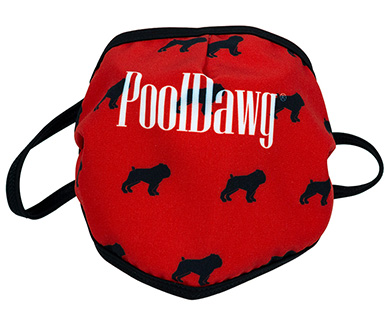 PoolDawg Face Mask