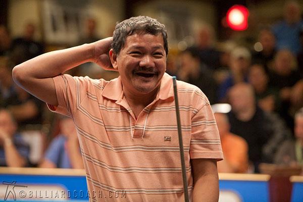 Efren bata Reyes Smiling