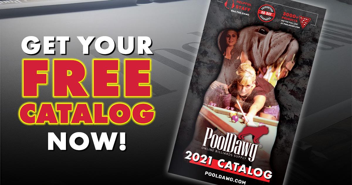 Free 2021 Catalog