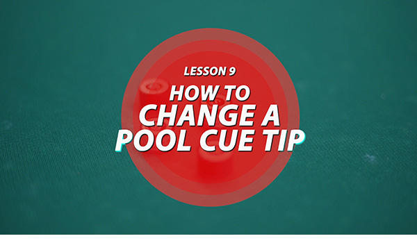 How to Change a Cue Tip