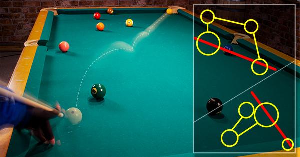 Control Cue Ball Jump Shot