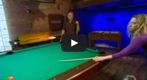 Pool Video of the Week - Liz Ford Time Warp