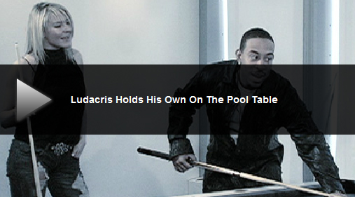 Pool Video of the Week - Ludacris vs. Olga Gashkova