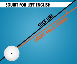 Squirt For Left English