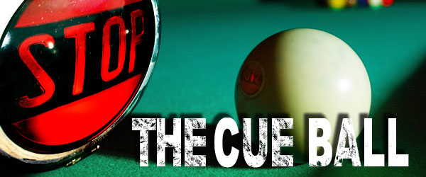 Stopping The Cue Ball
