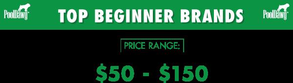 Top Beginner Billiard Brands