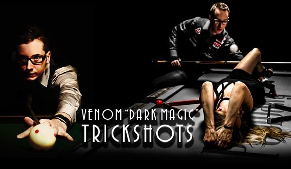 Dark Magic - Venom Trickshots IV: Episode 1