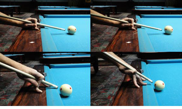 Wrong Billiard Bridges