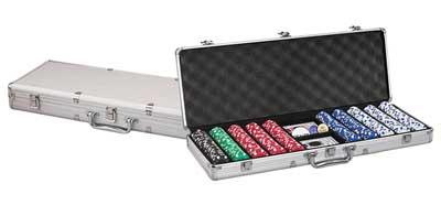 Texas Hold Em 500 Chip Dealer Pack