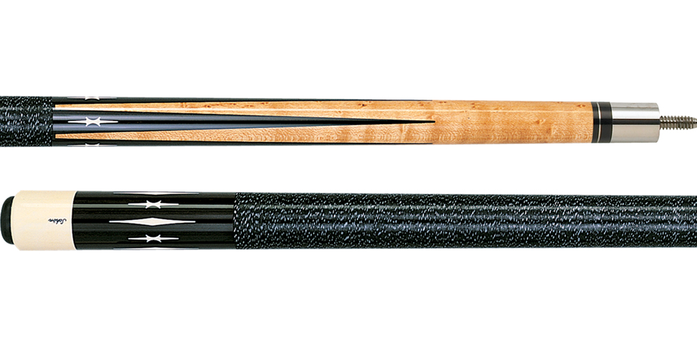 Schon CX02 - Ivory and Ebony Pool Cue Stick