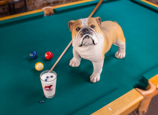 Milk Duds and Pool Cue Tips with Frank