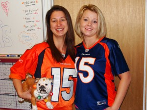 Tebowmania Hits PoolDawg's World Headquarters