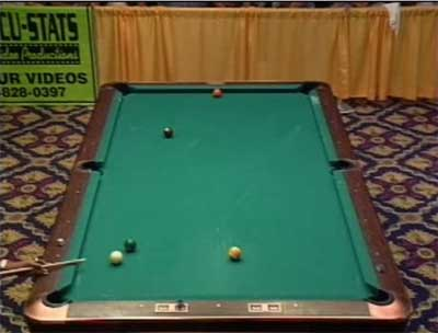 The Greatest Pool Shot Ever?