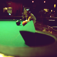 Pool Table Pockets