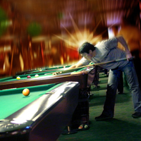 Pool Table Lights