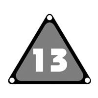 Delta-13 Billiards